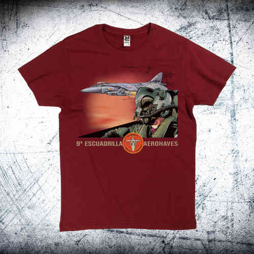 Camiseta piloto Harrier
