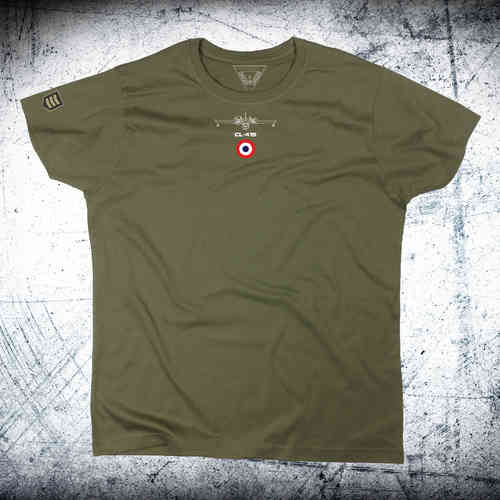 BOMBARDIER CL-415 SECURITE CIVILE plane T-shirt