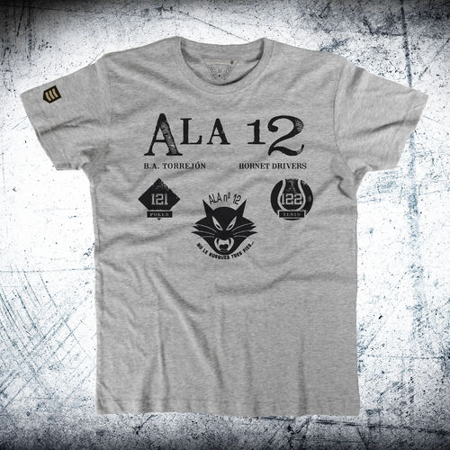 121-122 Squadrons 12th Wing T-Shirt