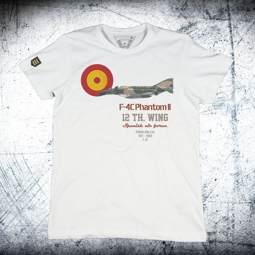 F-4 C Phantom 12th Wing T-Shirt