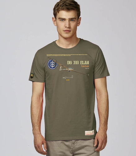 Camiseta Velero DG-300 Elan Performance
