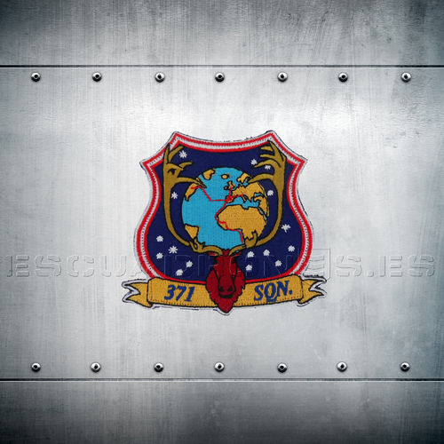 371 SQN EMBROIDERY PATCH