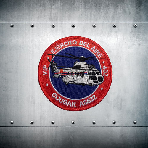 COUGAR 402 SQ VIP Patch