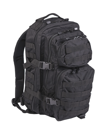 Black Backpack  ASSAULT SMALL
