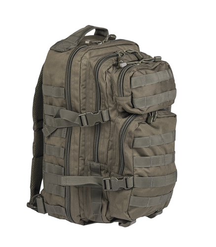 Olive Backpack  ASSAULT SMALL