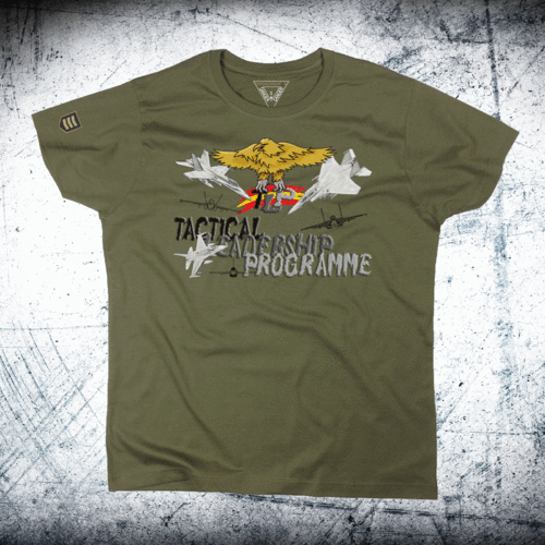 T.L.P. Tactical Leadership Programme T-Shirt