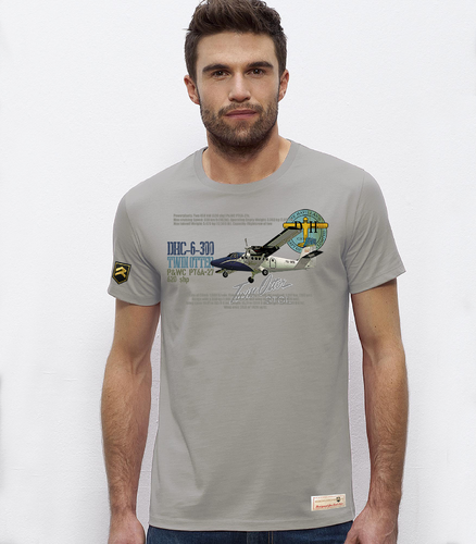 Camiseta PREMIUM DHC-6-300 Performance