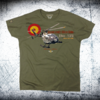 Camiseta Helicóptero Guardia Civil Bö-105