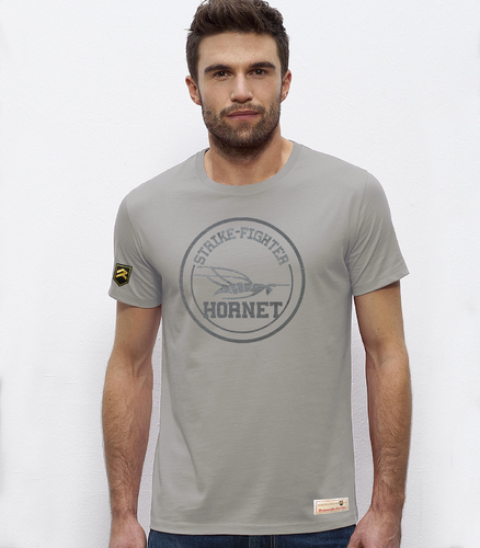 Camiseta STRIKE-FIGHTER HORNET PREMIUM