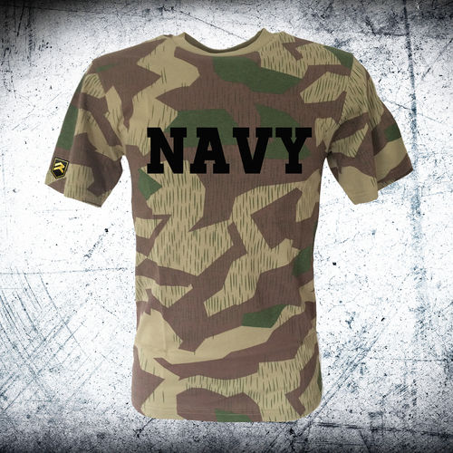 NAVY SPLINTER T-Shirt
