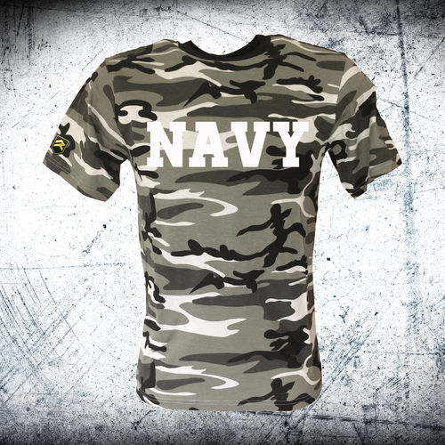 NAVY URBAN T-Shirt