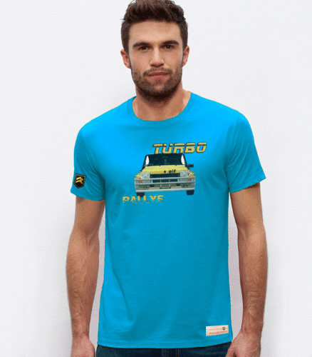 Camiseta Renault 5 Turbo Rally