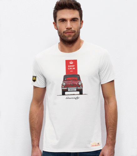 Camiseta Seat 600 KEEP CALM