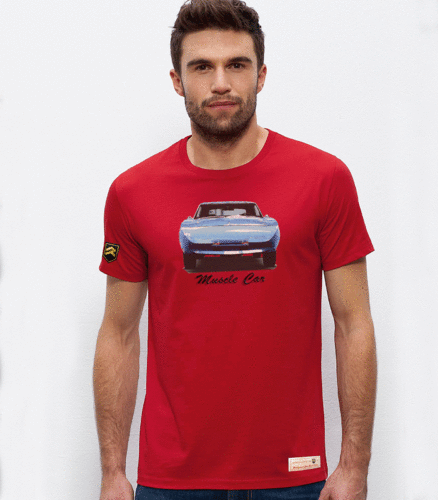 Camiseta Muscle car I