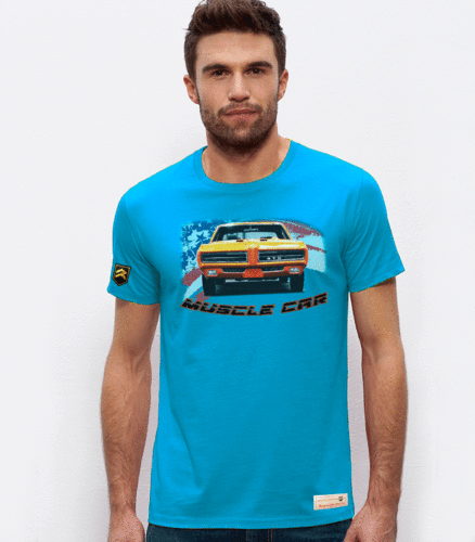Camiseta Muscle Car III
