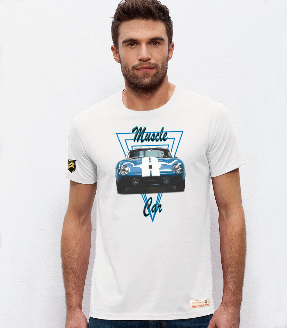 Camiseta Muscle Car IV