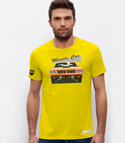 Camiseta Muscle Car II