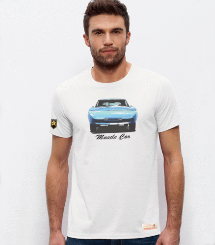 Camiseta Mucle Car I
