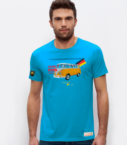 Camiseta Performance VW Van