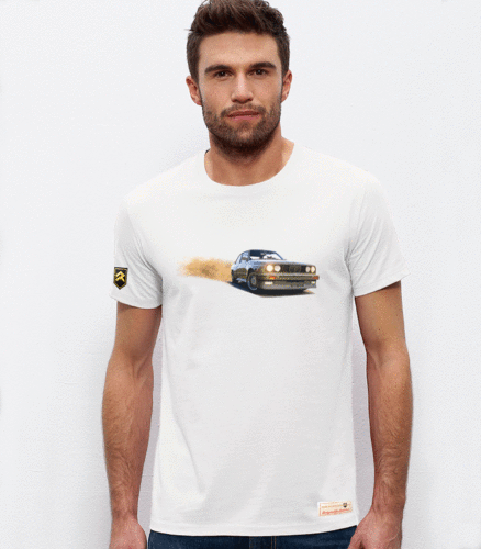 Camiseta BMW M3 Smoking