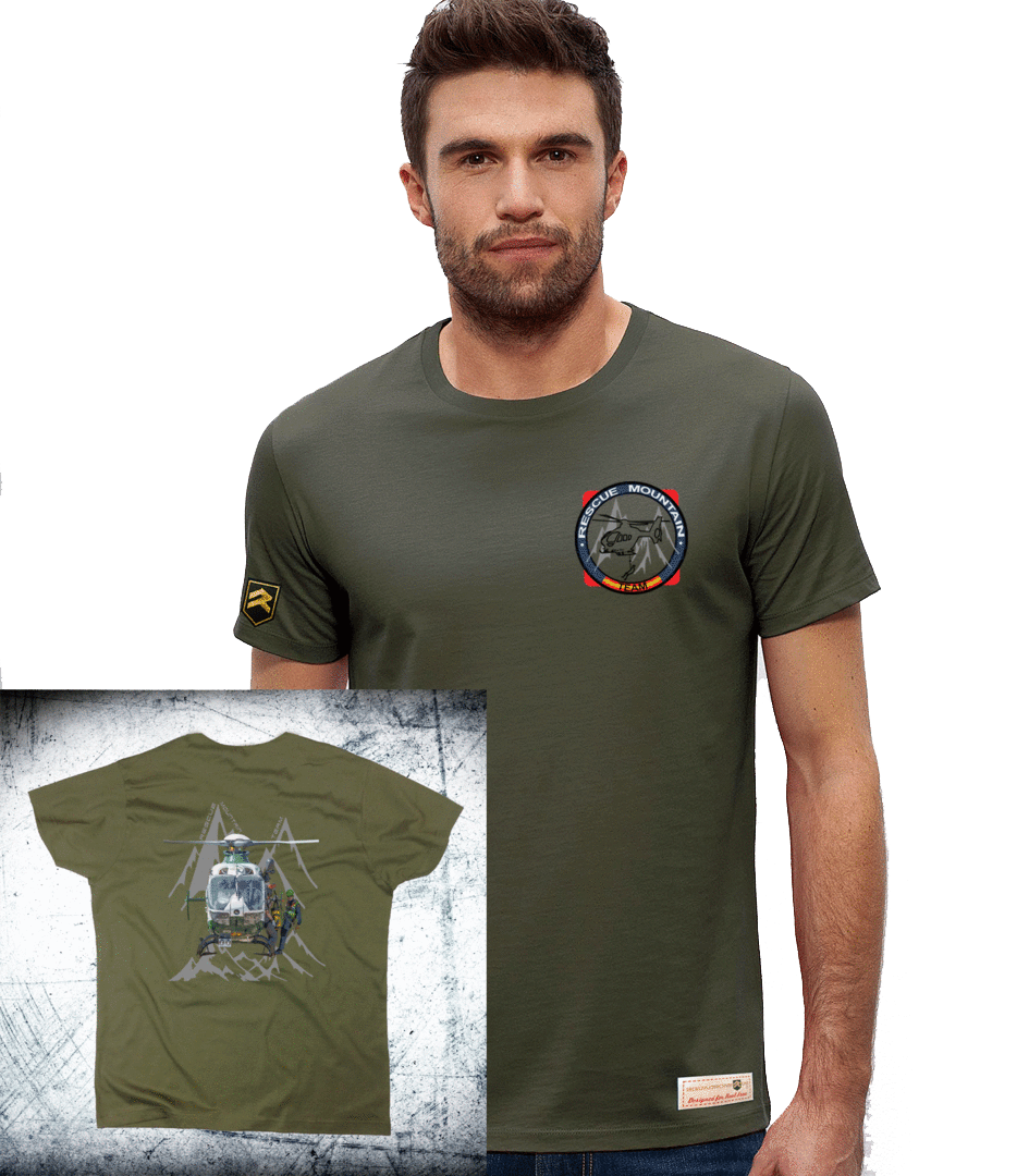 Mountain Rescue Team T-Shirt