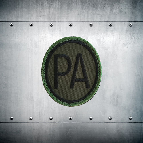 Green P.A. Patch