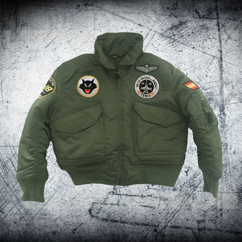 12th wing Kids FLIGHT JACKET