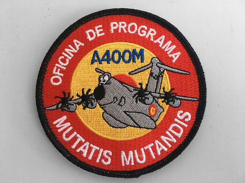 A400M PROGRAM Patch