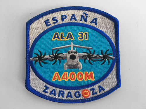 A400M 31th wing  Colour Patch