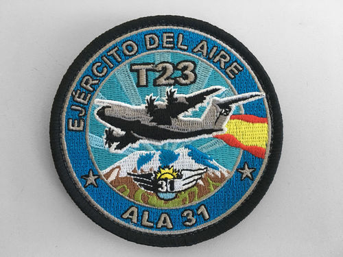 T23 31th wing Patch