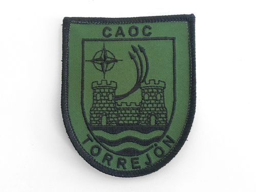 CAOC Torrejon green Patch