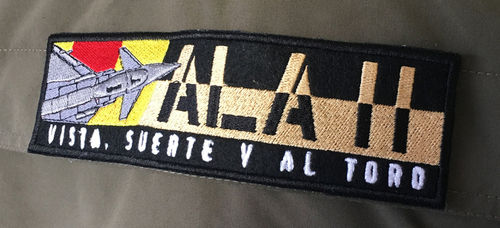11th wing PREMIUM Patch