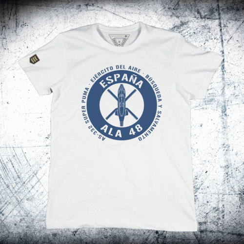 48th Wing SUPERPUMA Roundel T-shirt