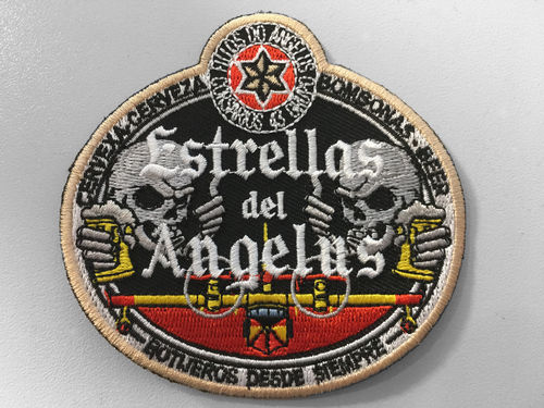 43th wing Angelus starts Patch