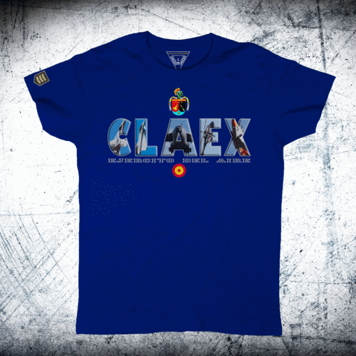 CLAEX Military T-Shirt