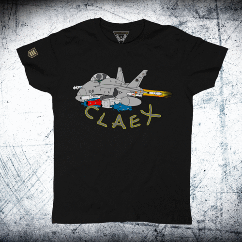 F-18 CLAEX Kids T-Shirt