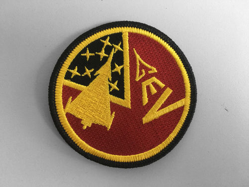 CLAEX Flight test Patch