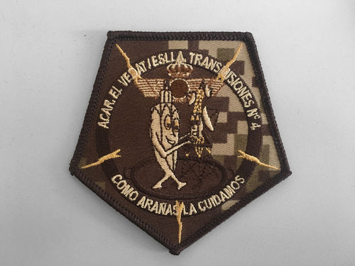 Embroidered patch ACAR EL VEDAT Arid.