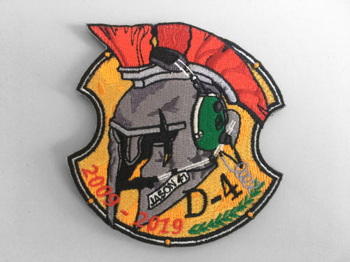 801 SAR JASON 41 D-4  Patch