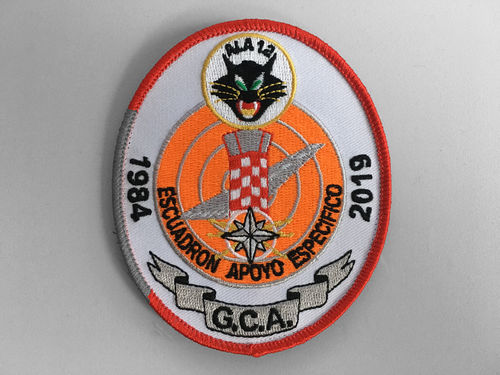 G.C.A. Torrejon Patch