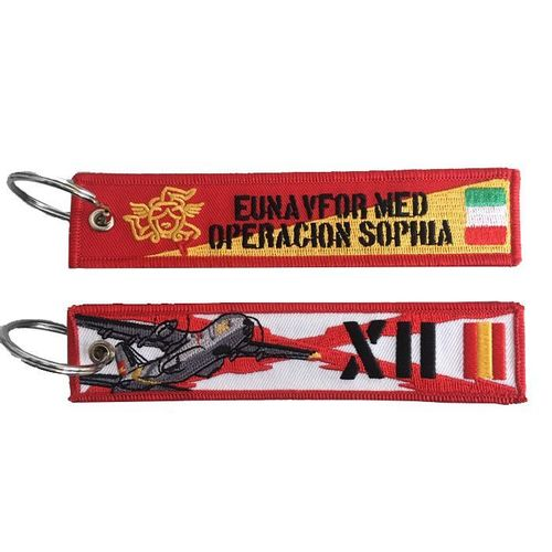 SOPHIA Operation Key Chain
