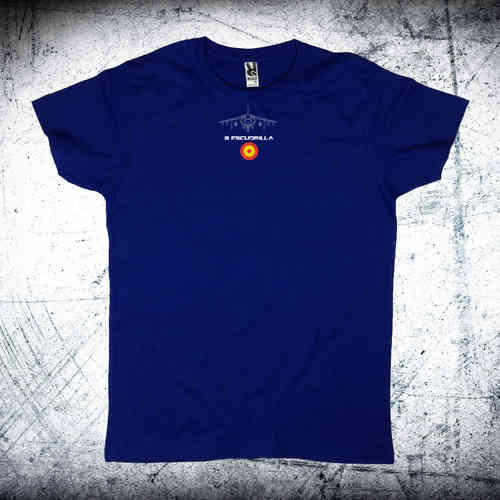 9ª Escuadrilla cockade and aircraft T-Shirt
