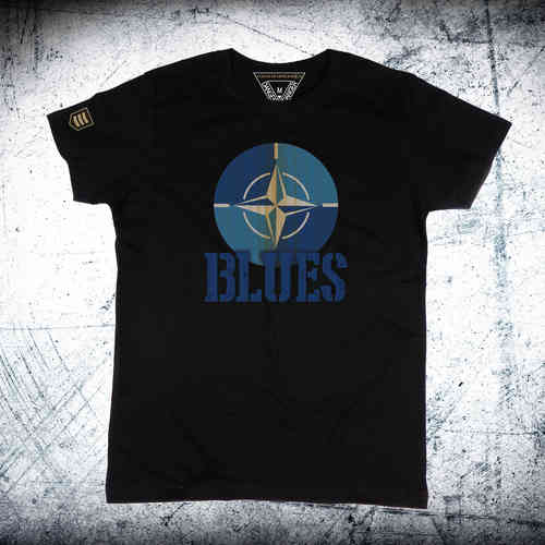 Camiseta Aggressor Blues.