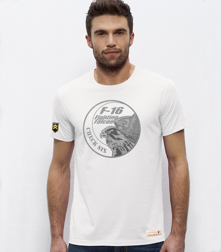 Camiseta F-16 Fighting Falcon PREMIUM