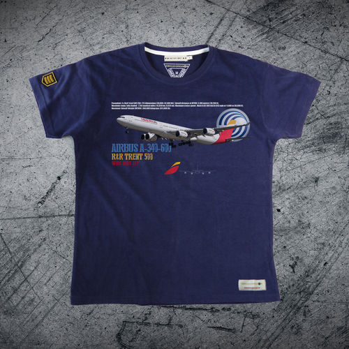 outlet XL navy blue AIRBUS 340 Iberia