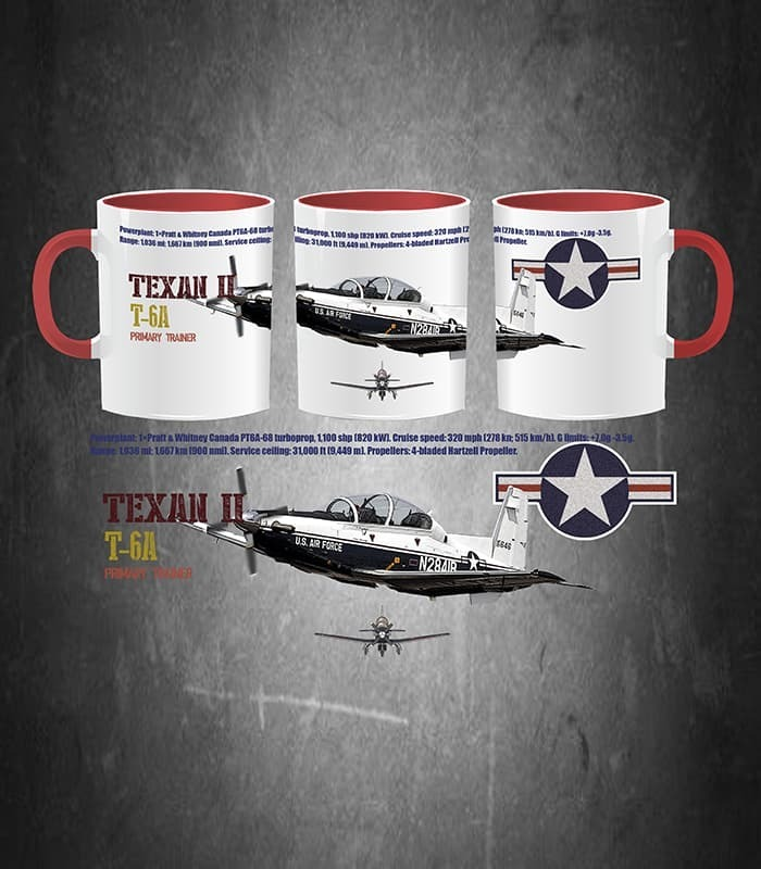Taza T-6 TEXAN II USAF Performance