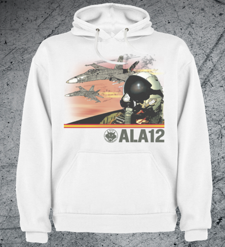 12th wing Pilot Sweatshirt