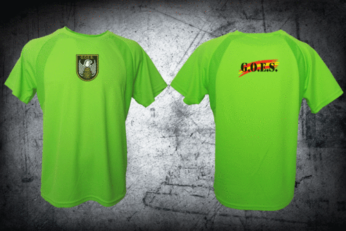 Camiseta técnica GOES Fuerzas Especiales