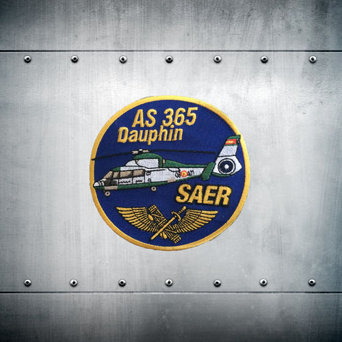 SAER AS 365 Dauphin Patch