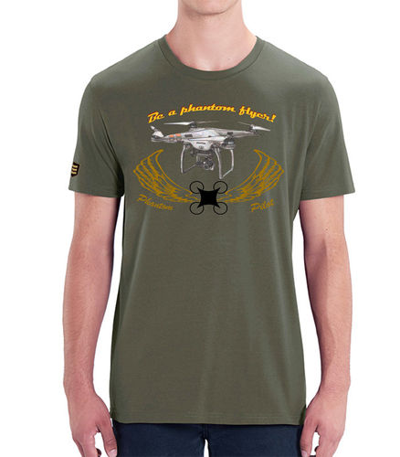 Phantom R.P.A. pilot T-Shirt